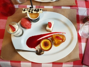 Cafe Gourmand 2017-06-04